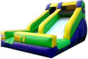 15-ft-splash-inflatable-slide-rental